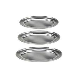 Plat ovale 80x30