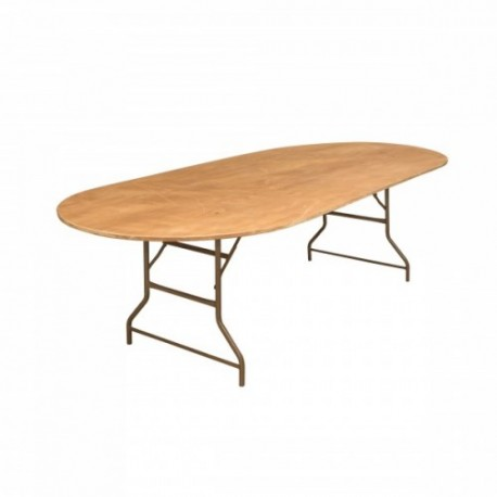Table ovale 250x120