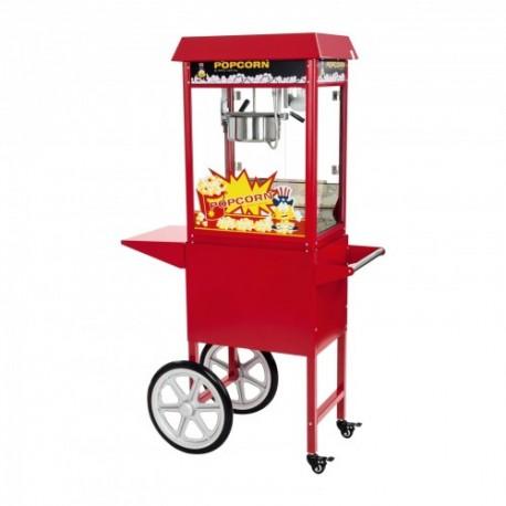 Chariot pop corn (4 Kg/h - 1,6Kw)
