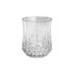 Vase violette cristal 8cm